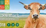 Salon de l'agriculture 24 février > 4 mars