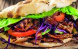 le Kebab d'agneau