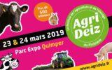 Agri Deiz 2019: découvrez l'agriculture bretonne les 23 et 24 mars à Quimper